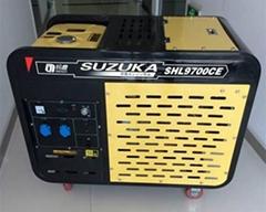 9KW柴油发电机