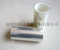 高透高質雙層硅膠pet保護膜