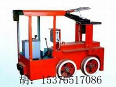 山西太原矿用蓄电池式隔爆电瓶车