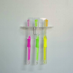 Unique Magical Remove Plastic Toothbrush Holder
