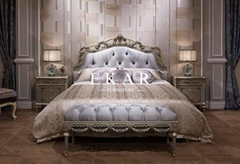Luxury king bedroom sets king bedroom set furniture classic wooden bed