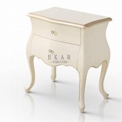 Wooden Furniture Models Bedside Trolley