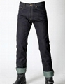 kevlar and cotton blend denim fabric/abrasion resistant 2
