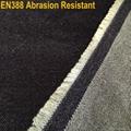 kevlar and cotton blend denim fabric/abrasion resistant 1