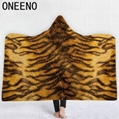 ONEENO Animal Pattern Rectangular