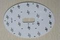 Circle Aluminium PCB