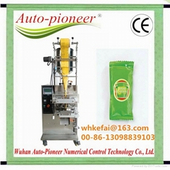 automatic tomato paste packing machine