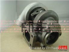 JCB Turbocharger   TB2571   2674A079