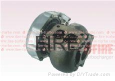 Man Truc Turbocharger S3A 312787