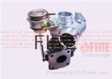 Opel Turbochargers TF035 99450704