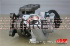 Turbocharger  KP35  0375G9