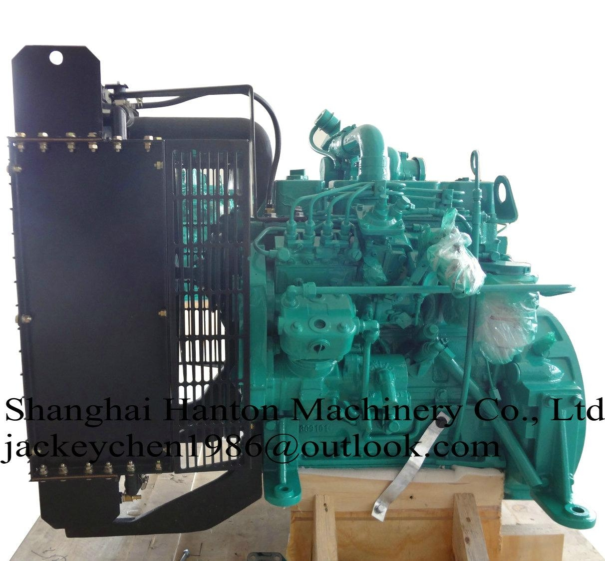 Cummins 4BT3.9-C diesel engine for truck and construction engineering machinery 1