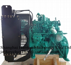 Cummins 4BT3.9-C diesel engine for truck and construction engineering machinery