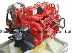 Cummins 4BTAA3.9 diesel engine for automobile and bus