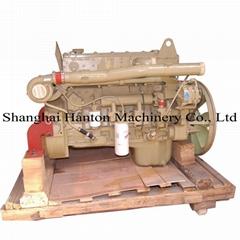 Cummins ISMe 11L diesel engine for heavy truck & construction engineer machinery