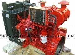 Cummins 4BTA3.9-G diesel engine for inland generator set stationary