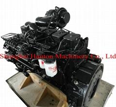 Cummins 6BTAA5.9 diesel engine for bus and automobile