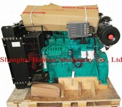 Cummins 6BTA5.9-G diesel engine for inland generator set stationary driving