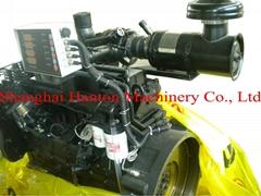 Cummins 6CTA8.3-C diesel engine for truck & construction engineer machinery