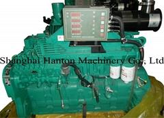 Cummins 6CTA8.3-G diesel engine for inland generator set stationary driving