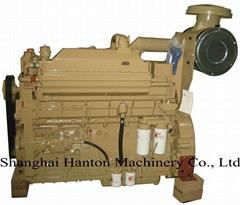 Cummins KTA19-C diesel engine for heavy duty truck & construction machinery