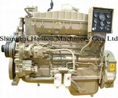 Cummins NTA855-G diesel engine for inland generator stationary driving