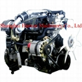Isuzu 4JB1 4JB1T diesel engine for light