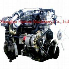 Isuzu 4JB1 4JB1T diesel engine for light