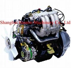 Toyota 4Y gasoline petrol engine for