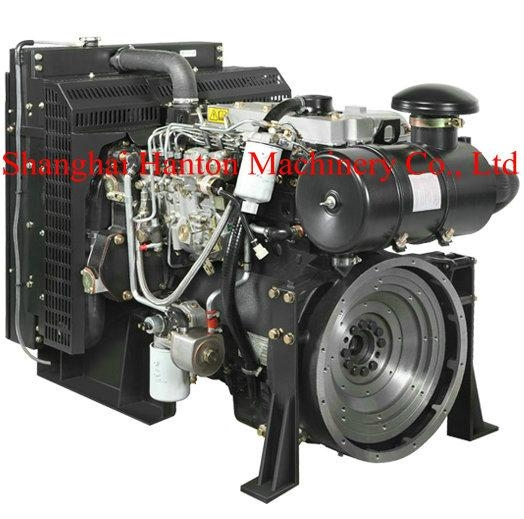 perkins 1004G series diesel engine for inland generator set stationary driving 1