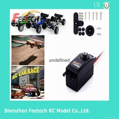 Feetech FT5478M Low Profile 9kg Digital 1 10 RC Car Servo