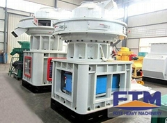 New Technology Ring Die Biomass Pellet Mill Price