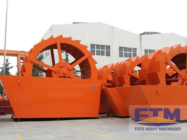 Industry Sand Washing Machine 2