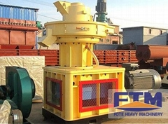 Ce Approved Coconut Shell Pellet Mill