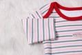 Sweet 100% Cotton Long Sleeve Baby Bodysuit