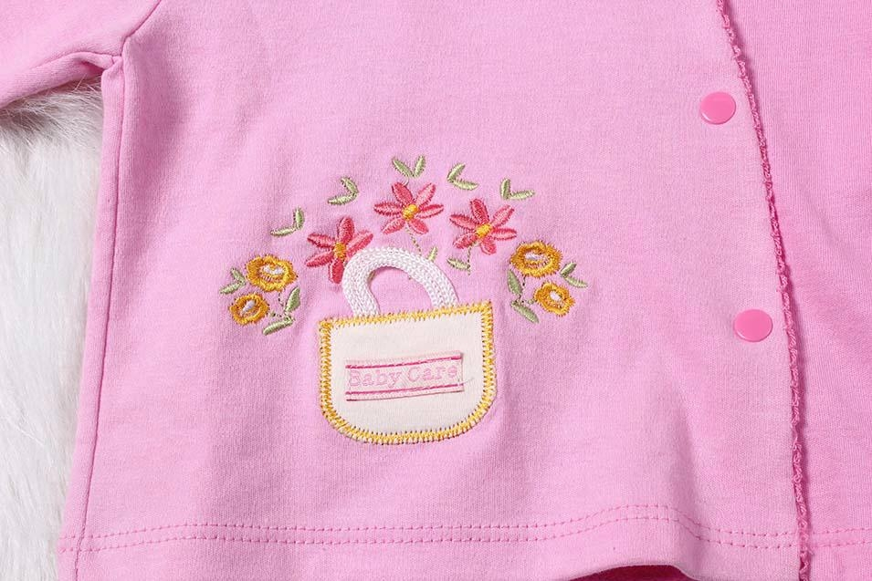 Boutique New Born Baby Girl Set 2pc 3