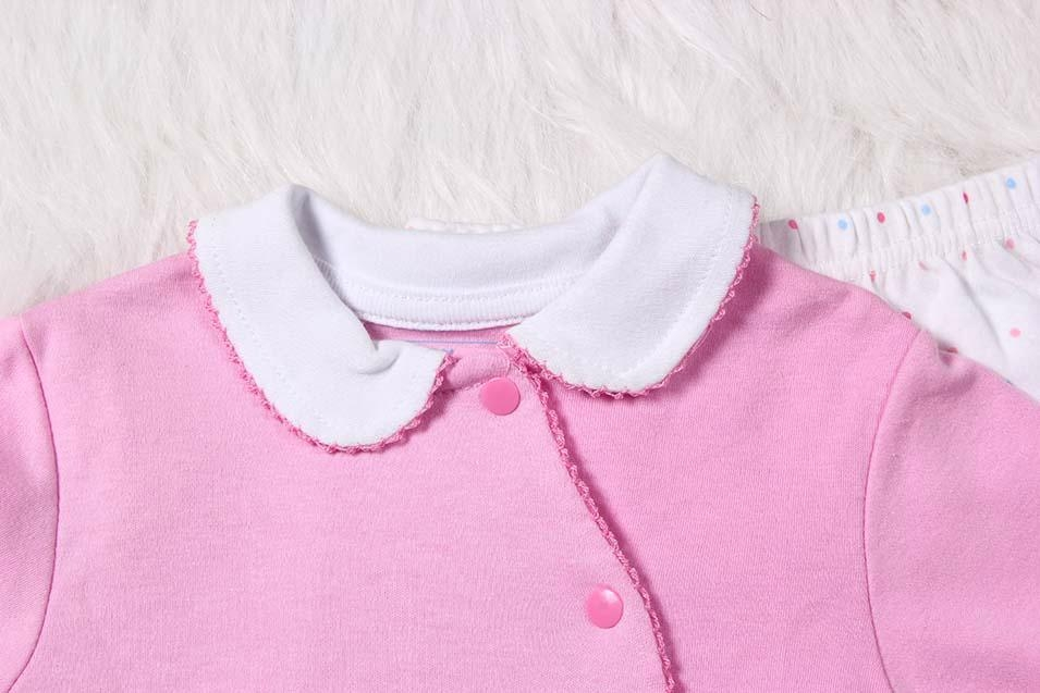 Boutique New Born Baby Girl Set 2pc 4