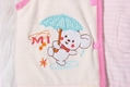 Baby Girl Clothes Winter Padded Cotton Silk Vest 3