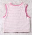 Baby Girl Clothes Winter Padded Cotton Silk Vest