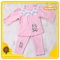 Bouquet Baby Girl Clothing Set 2pc