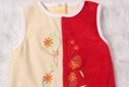 Newest Sleeveless Ve  et Baby  Romper with Feet
