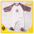 Warm Newest Lovely Ve  et Long Sleeve Baby Romper Underwear