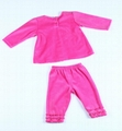 New Arrival Autumn-Summer Baby Girl Clothing Set with Lovely Lace 2