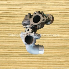 Engine 2AD-FHV VB24 17201-0R050 172010R050 Turbocharger For Toyota Auris 2.2 D-C
