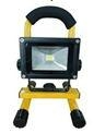 LED Rechargeable floodlight Flood light/5W 10W 20W 30W  Battery floodlight