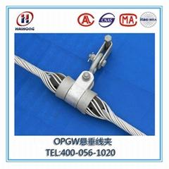 架空导线用预绞式悬垂线夹