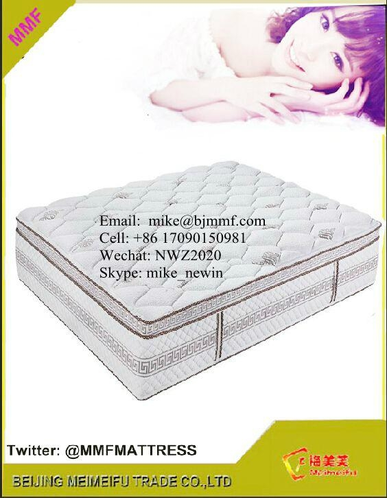 Rolled up pu foam mattress 5