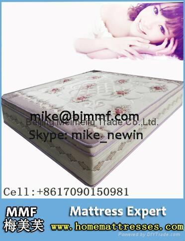 Luxury Sleepwell Pocket Spring Mattress 4