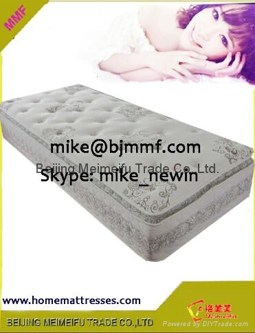 Good quality bonnell spring mattress 2