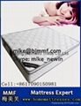 Rolled up pu foam mattress 2